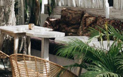 Relooker votre salon de jardin grâce aux textiles d'extérieur