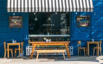 Quelles solutions pour aménager une petite terrasse de bar, café ou restaurant ?